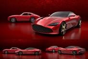 Aston Martin DBS Zagato 2020