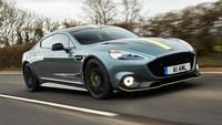 Aston Martin Rapide : la voiture devient un VUS
