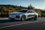 Audi A6 e-tron : un concept dévoilé à Shanghai