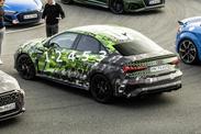 Audi RS3 2022 : un mode drift