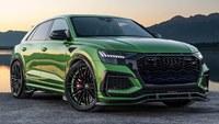 Audi RSQ8-R 2021