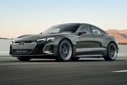 Audi E-Tron GT 2021 : un design qui a besoin d'explication?