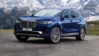 BMW X8 2021