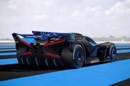 Bugatti : une nouvelle voiture