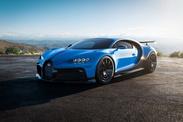 Bugatti s'en va chez Porsche