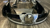 Bugatti Veyron : elle aurait pu avoir 18 cylindres