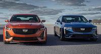 Cadillac CT4 et CT5 2021 : de nouvelles technologies