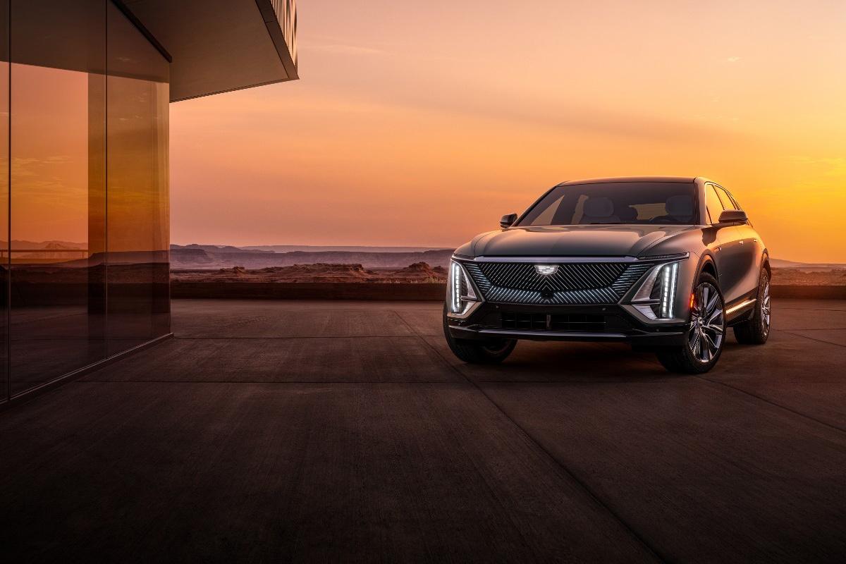 Cadillac LYRIQ 2023 : voici les prix