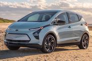 Chevrolet Bolt EV et EUV 2022 : on arrête la production
