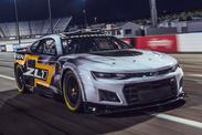 NASCAR : voici la Chevrolet Camaro 2022