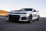 Chevrolet Camaro ZL1 2023 : une sportive à la sauce Blackwing
