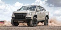 Chevrolet Colorado 2021