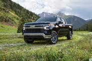 Chevrolet Silverado  : une version 100% électrique à venir