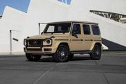 Mercedes-Benz Classe G 2021 : 400 000 unités assemblées