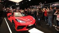 Chevrolet Corvette : la première unité vendue pour 3 millions