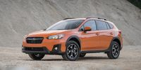 Subaru Crosstrek 2021 : plusieurs nouveautés