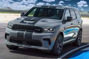Dodge Durango Hellcat 2021 : la production étendue !