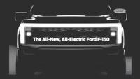 Ford F-150 électrique : de nouveaux détails