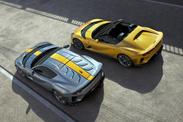 Ferrari 812 Competizione et 812 Competizione A 2021