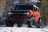 Ford Bronco 2022 : moins d'options de couleurs