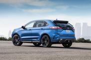 Ford Edge et Lincoln Nautilus : la fin en 2023 pour les 2 modèles?