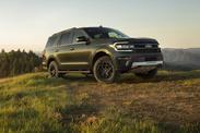 Ford Expedition 2022 : une version Timberline et bien plus!