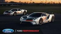 Ford GT 2021 : une nouvelle édition héritage