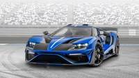 Ford GT Mansory 2021