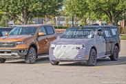 Ford Maverick 2022 : une première carrosserie aperçue
