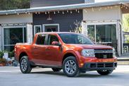 Ford Maverick 2022 : un camion hybride à 25 900$