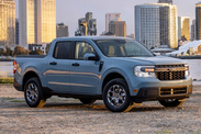 Ford Maverick : la future petite camionnette du constructeur?