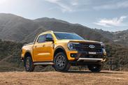 Ford Ranger 2023 : Les premières images dévoilées