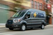 Ford Transit Électrique : on connait les prix
