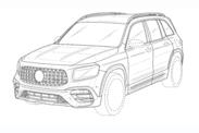 Mercedes-Benz GLB AMG 45 2021 : dévoilé volontairement ?