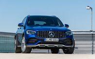 Mercedes-Benz GLC 43 2020 : plus de puissance