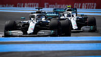 Grand Prix de France : Mercedes, encore Mercedes…