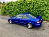 Honda Civic SI 2000 : vendue à plus de 50 000$