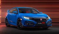 Honda Civic Type R 2020 à Toronto