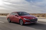 Hyundai Elantra 2021 : La prochaine génération est arrivée