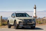 Hyundai Santa Cruz 2022 : on connait maintenant les prix
