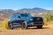 Hyundai Santa Fe XRT 2022 : pour tous les terrains