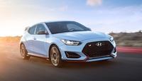 Hyundai Veloster N 2020 : la voiture la plus amusante à conduire de l'année selon Cars.com