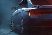 Hyundai Elantra N 2022 : de nouvelles images