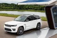 Jeep Grand Cherokee 4xe 2022 : le prochain sur la liste