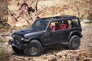 Jeep Wrangler Rubicon 392 2021 : non, ce n'est pas une blague