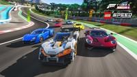 Forza Horizon 4 : LEGO est de la partie