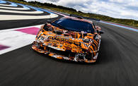 Lamborghini SCV12 : un V12 de 830 chevaux