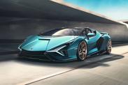 Lamborghini : tous ses véhicules électrifiés d'ici 2024