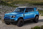 Land Rover Defender SVR  2023 : à l'assaut du G-Wagon