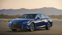 Lexus ES 2021 : le rouage intégral, oui je le veux !